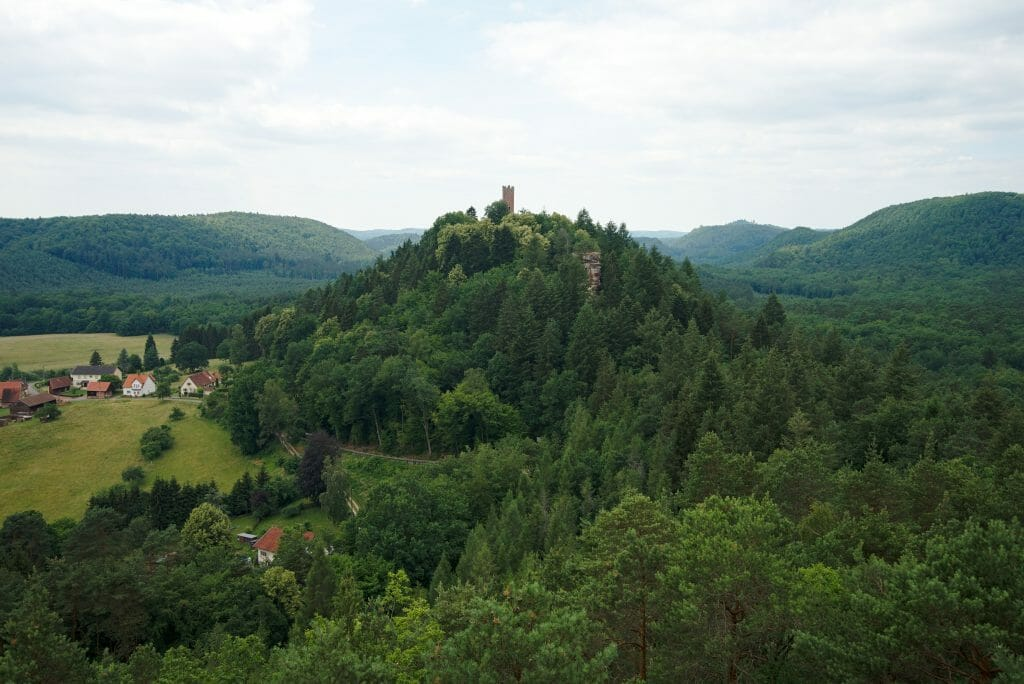 château de waldeck