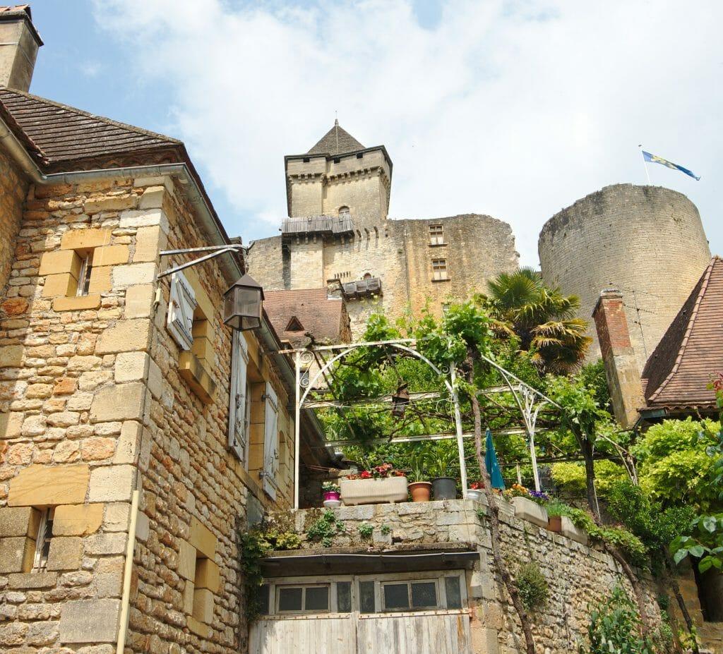 castelnaud chateau