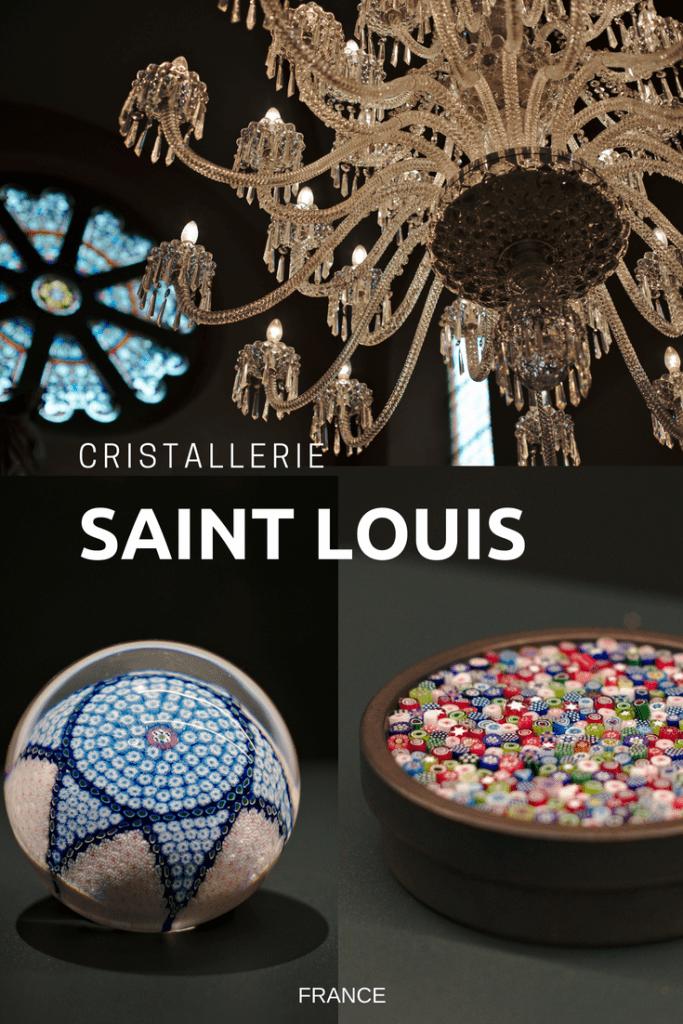 Cristallerie saint louis
