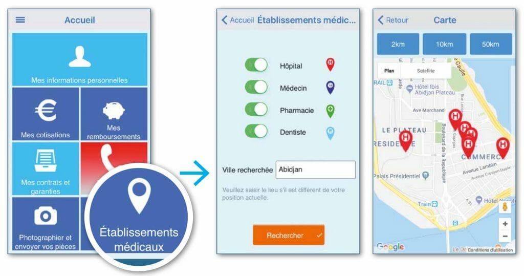 assur travel application