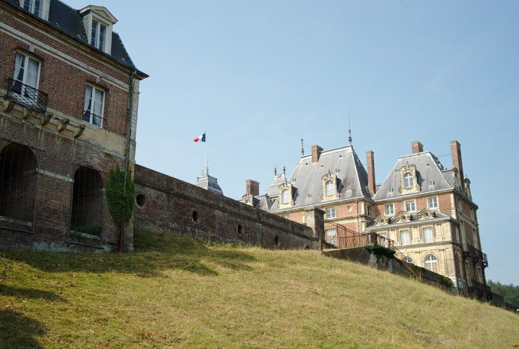 chateau eu