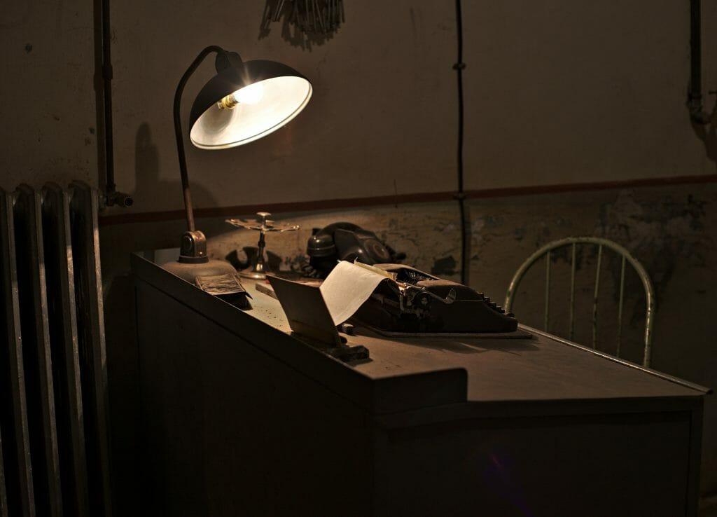 bureau sous-terrain, ligne maginot