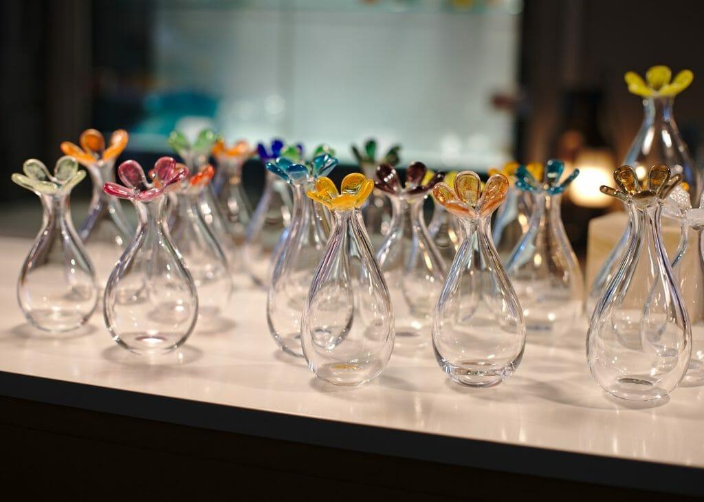 vase fleur fait main