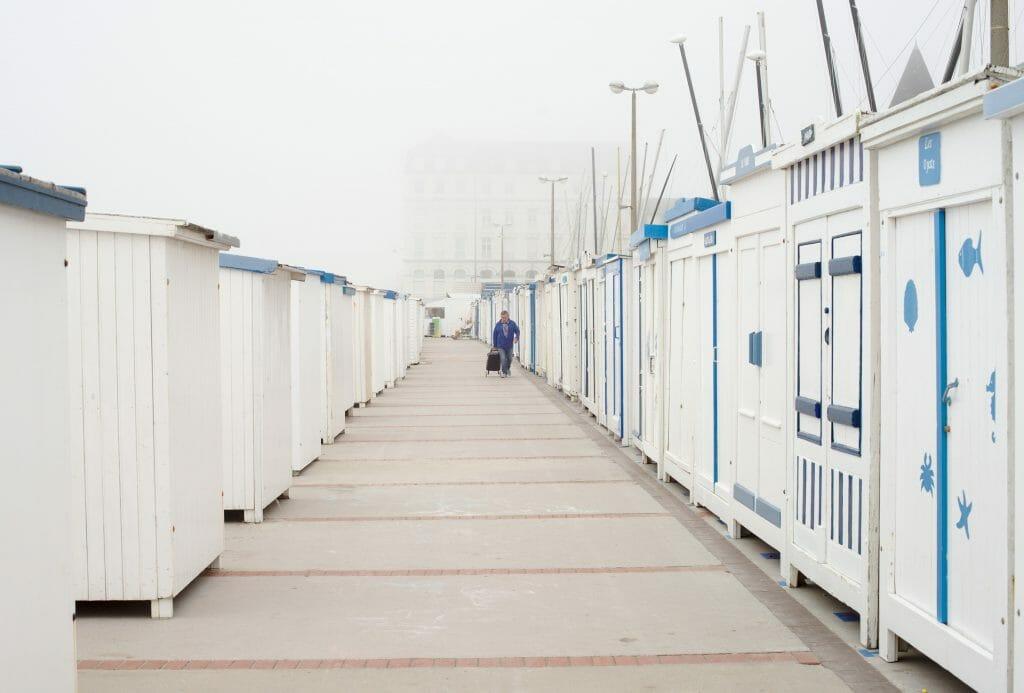 wimereux cabines de plage