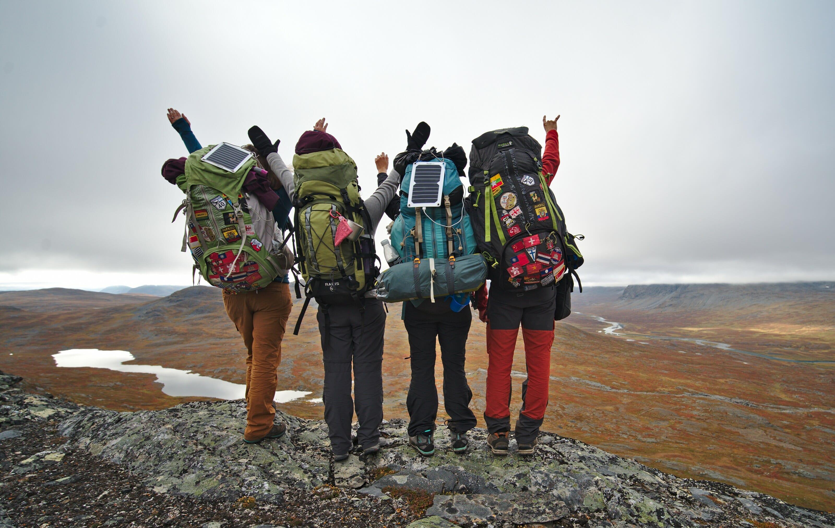 randonnée tour du monde