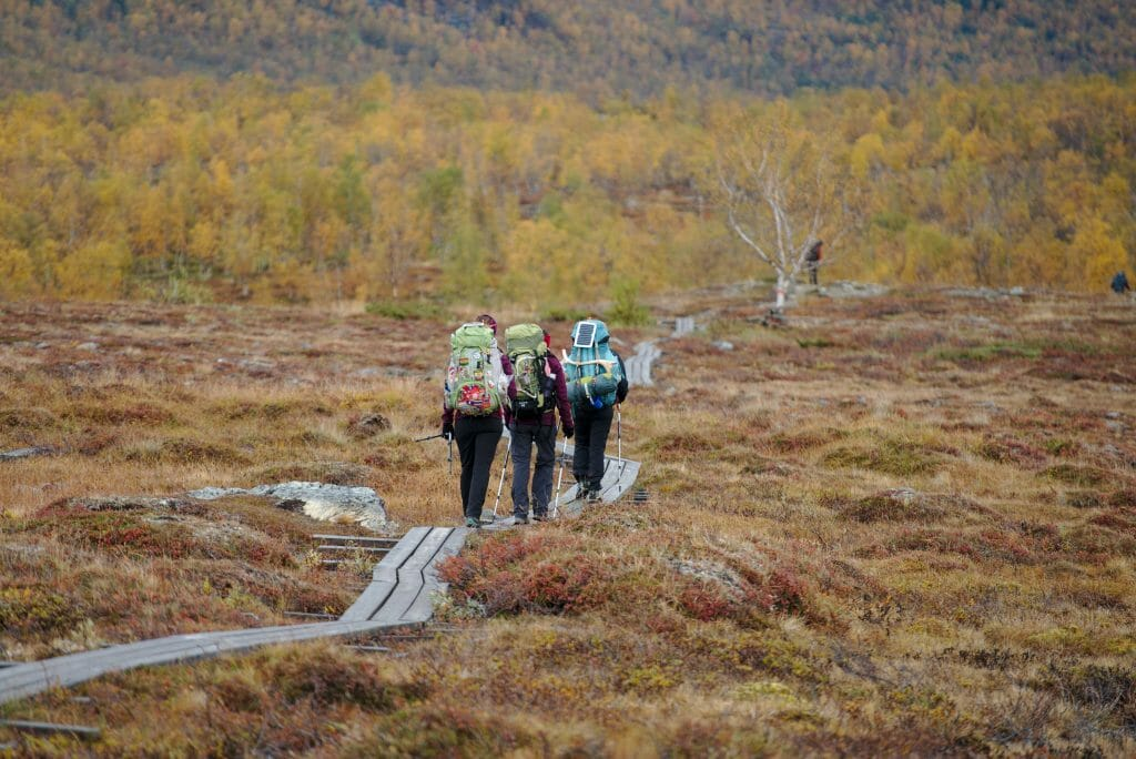 kings trail sweden