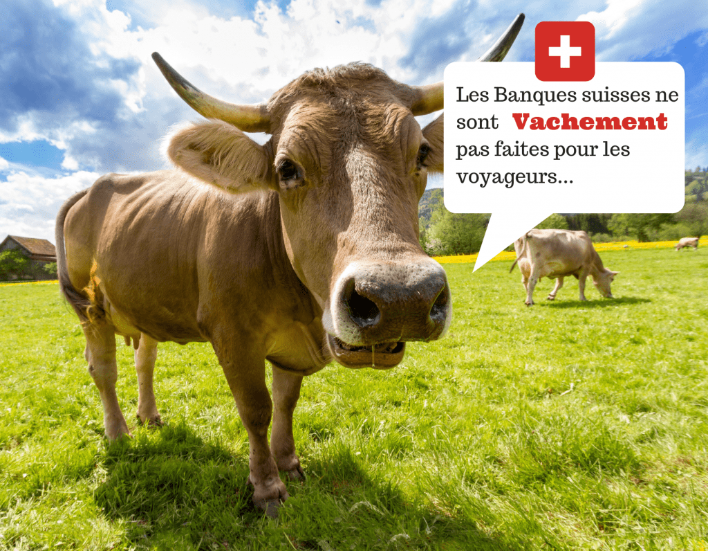 banques suisses voyage
