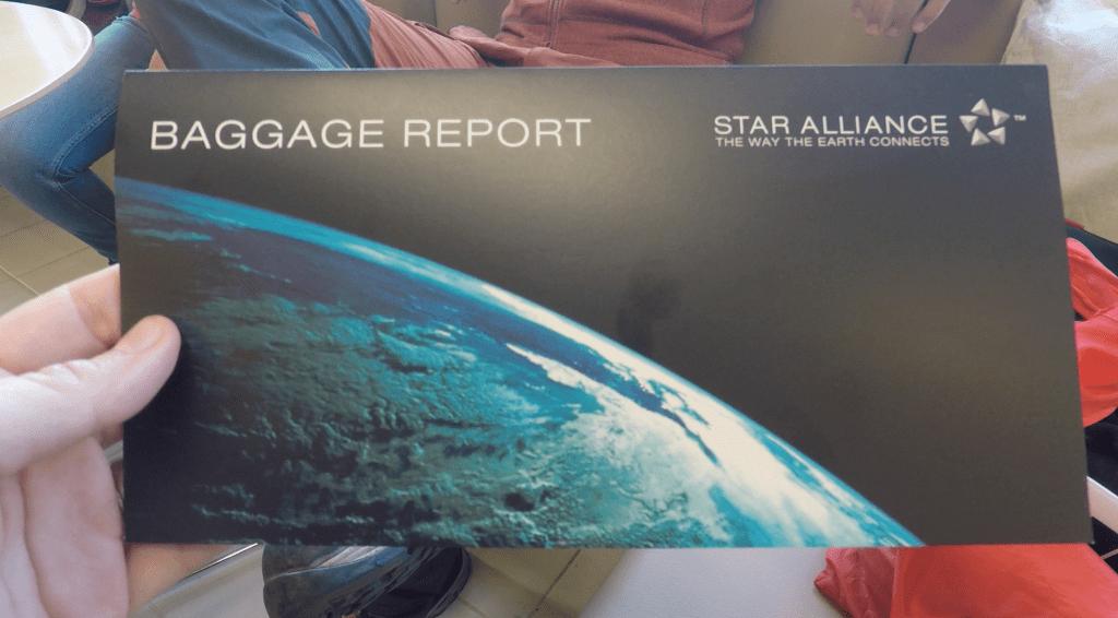 baggage report kiruna