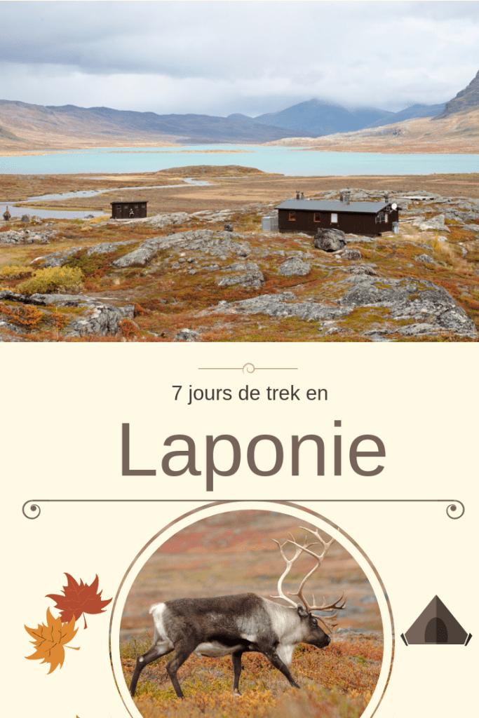 Laponie randonnée