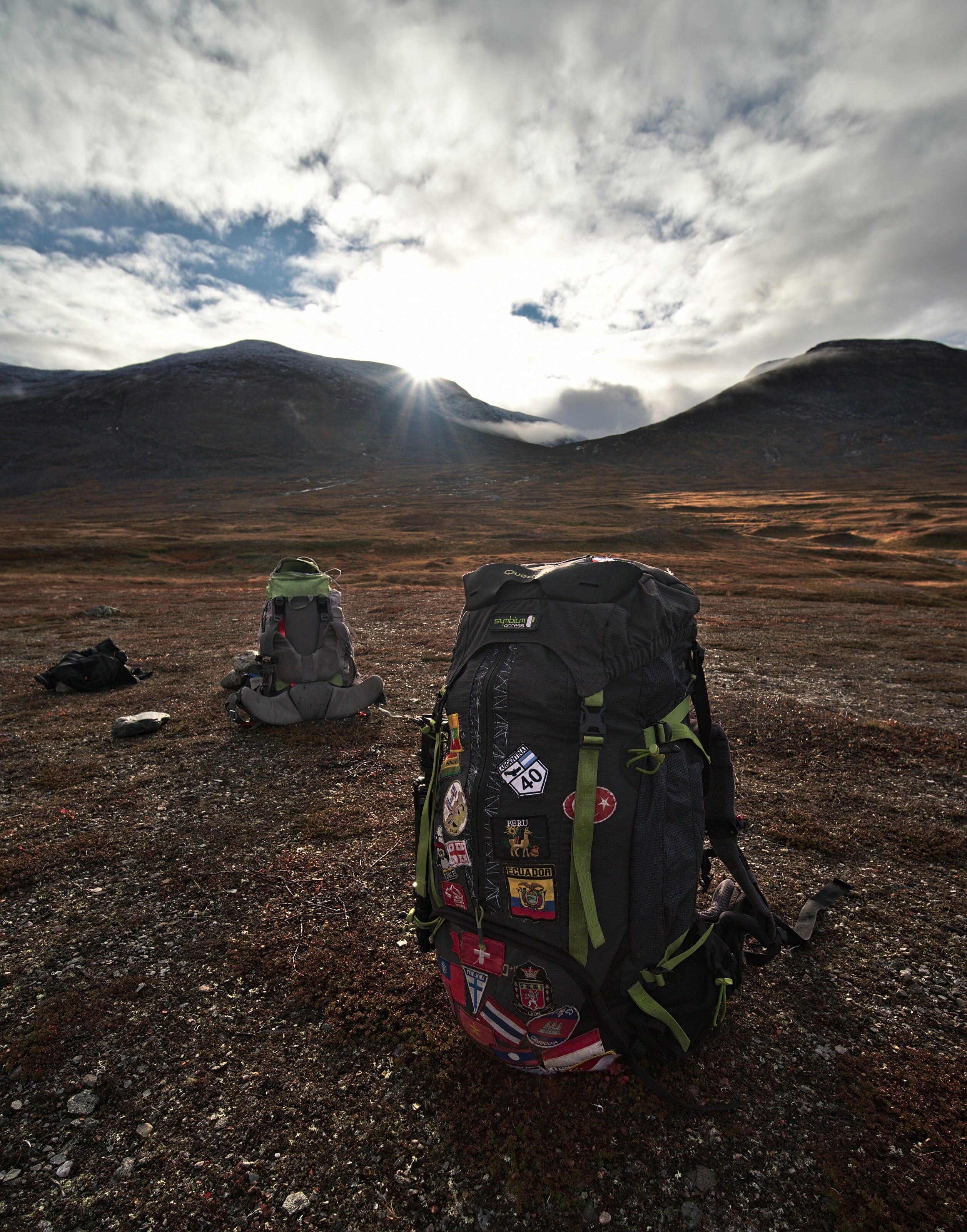 sac à dos trekking