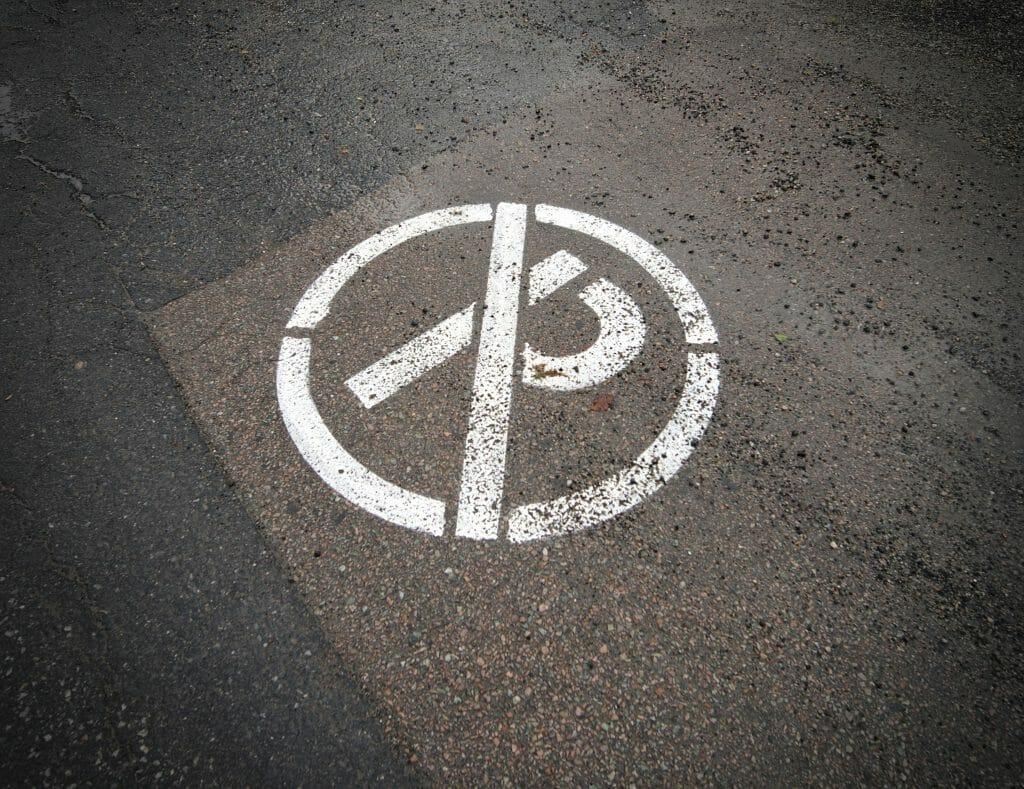 parking interdit