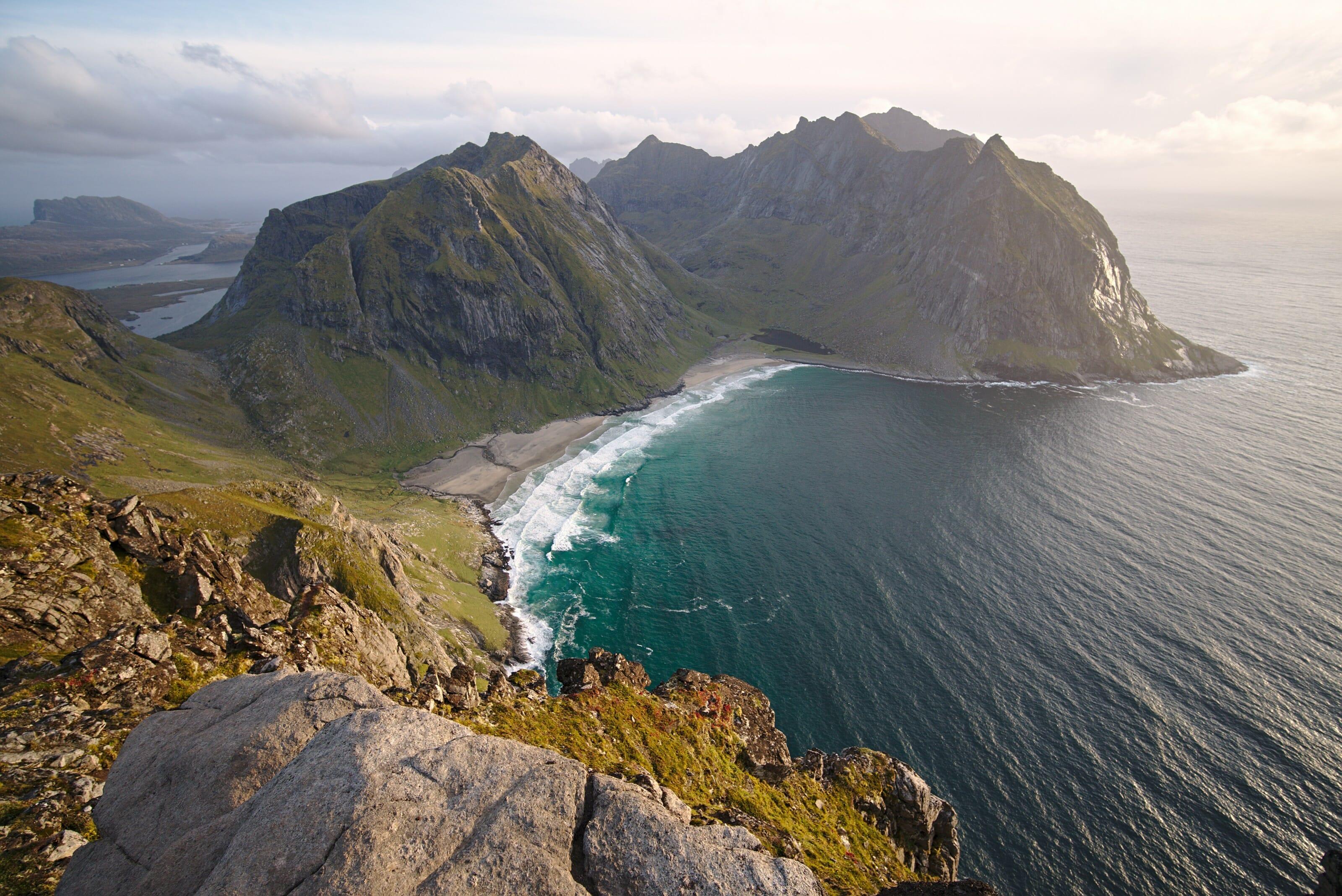 ryten Lofoten hike