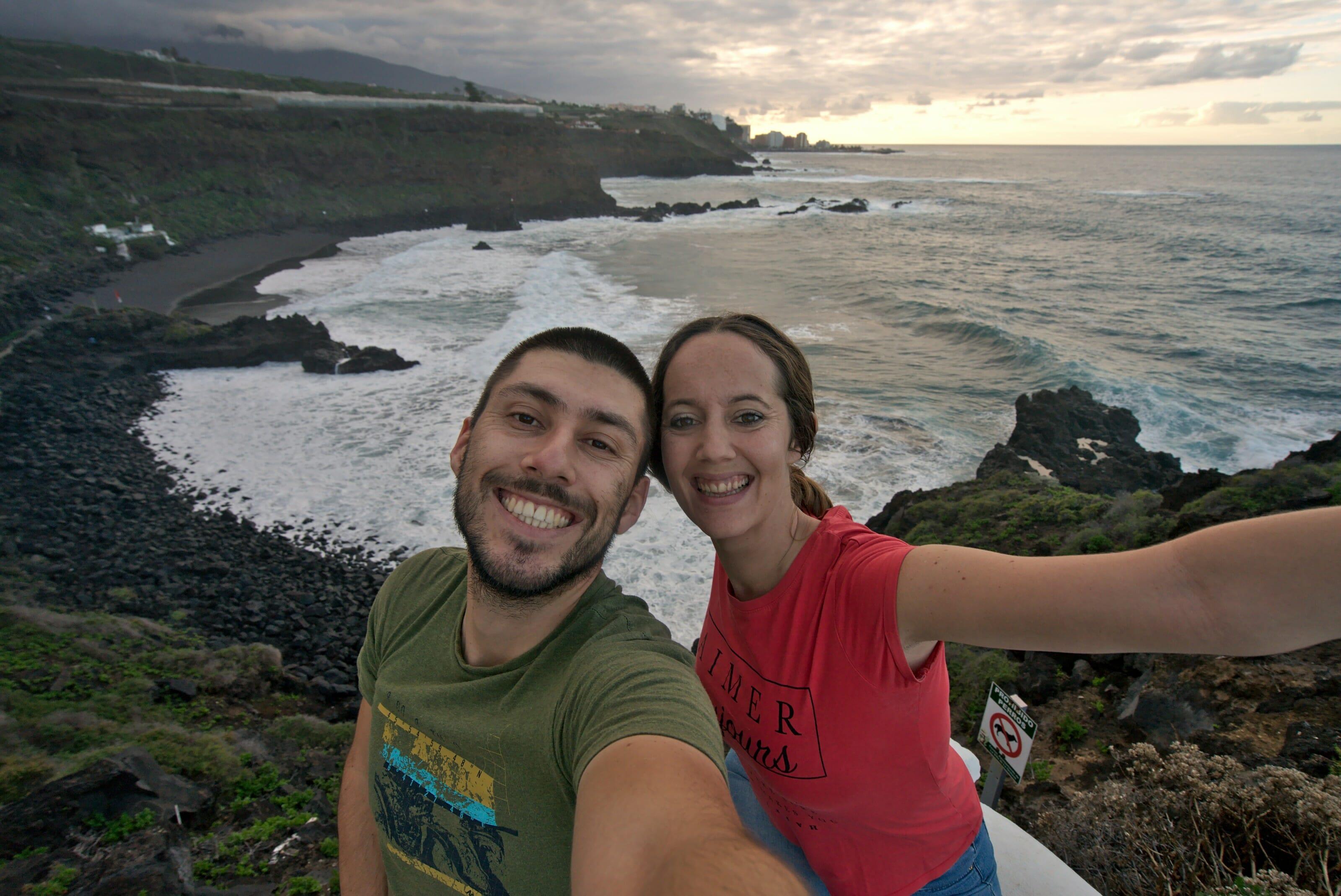 Fabienne and Ben from novo-monde