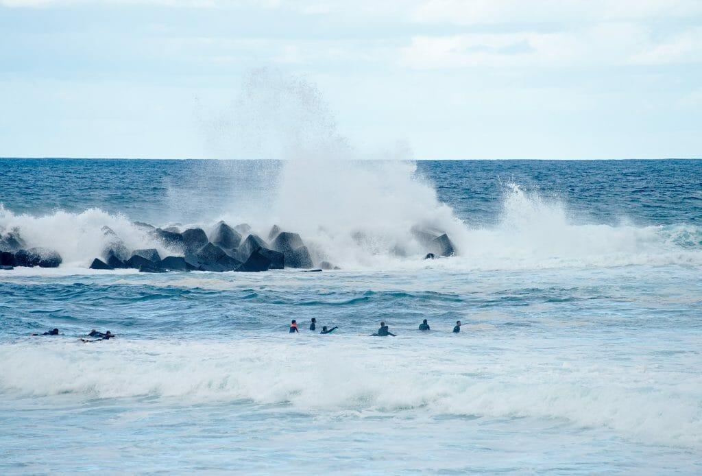 cours de surf tenerife