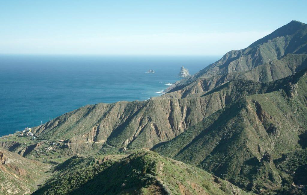 côte nord de tenerife