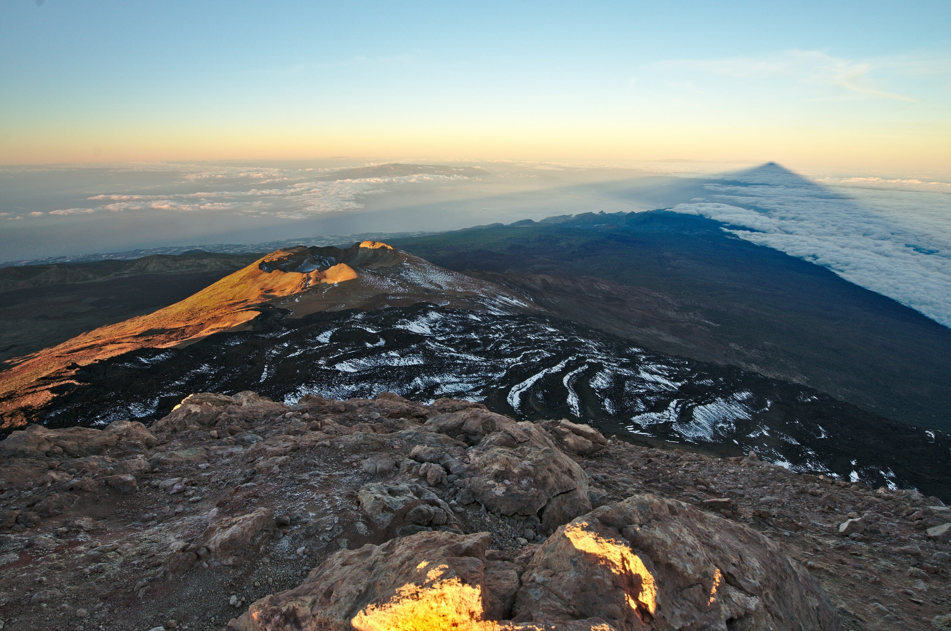 shadow teide
