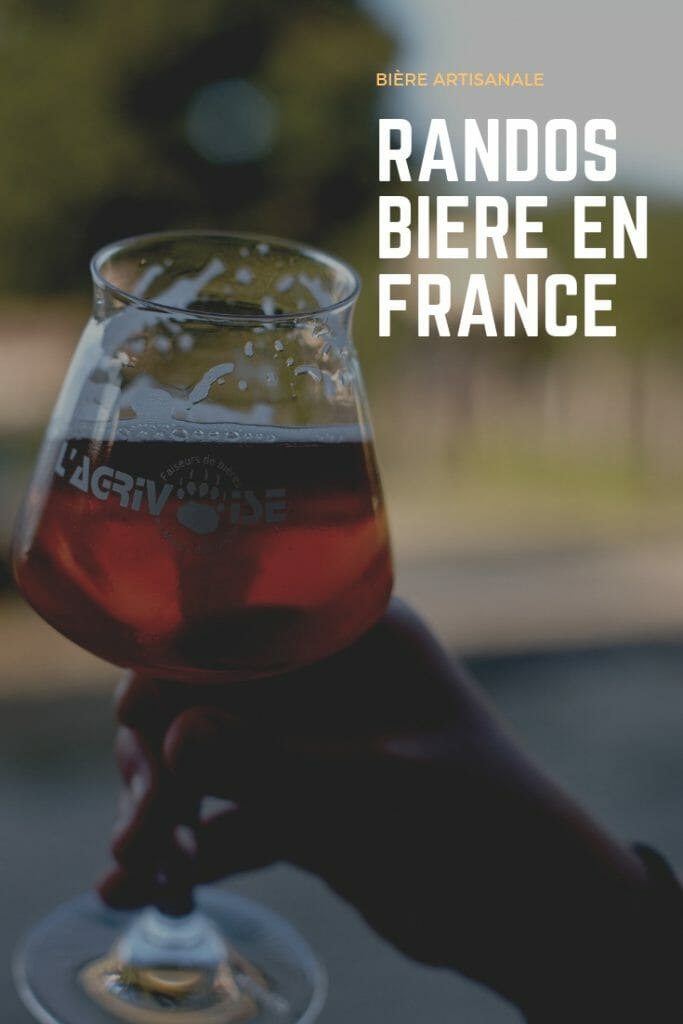 randos bière en france