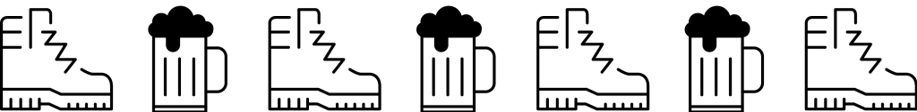 rando bière picto
