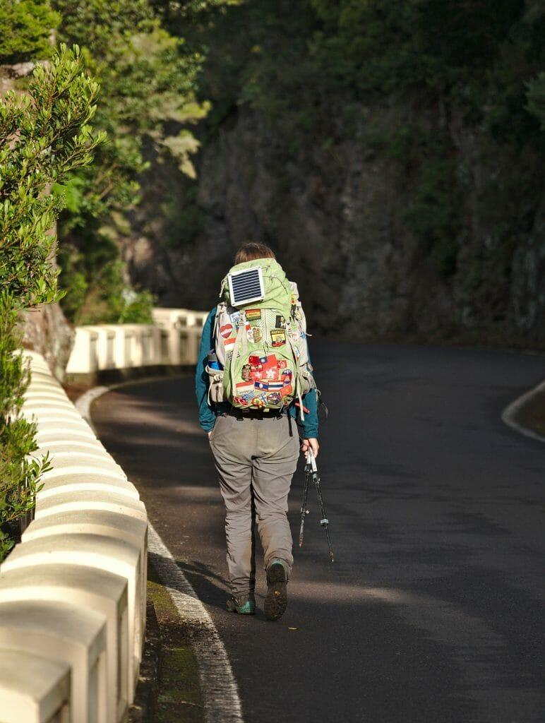 sac à dos de randonnée