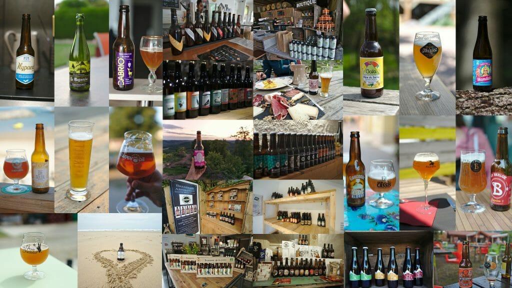 bieres artisanales françaises