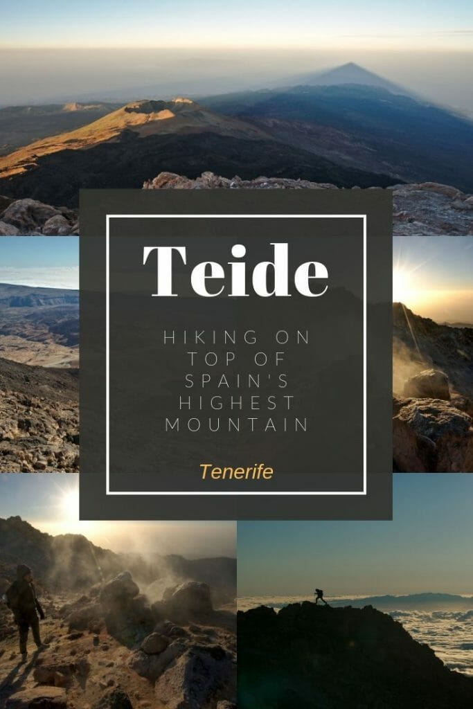 teide hiking