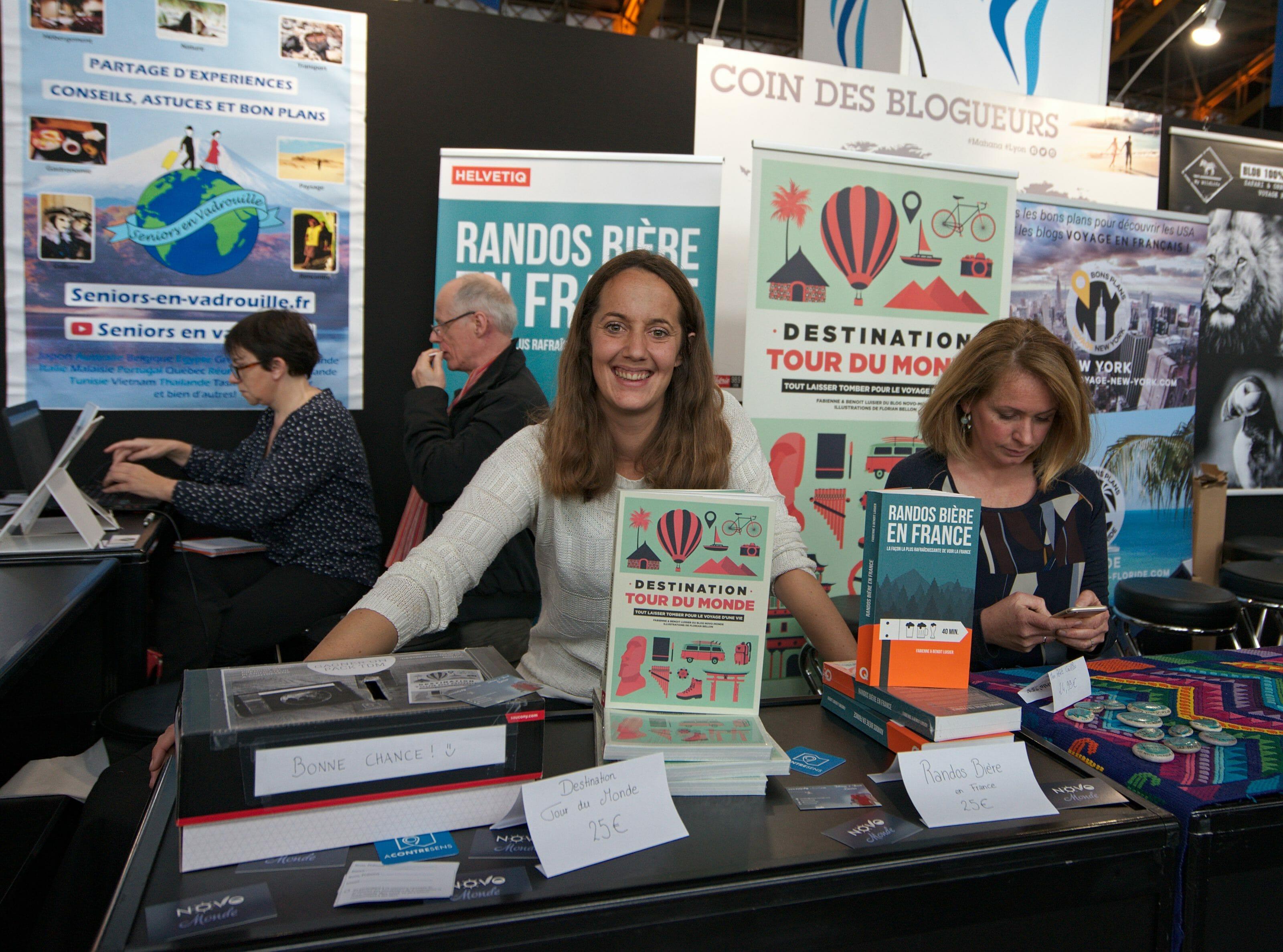 promotion livre voyage