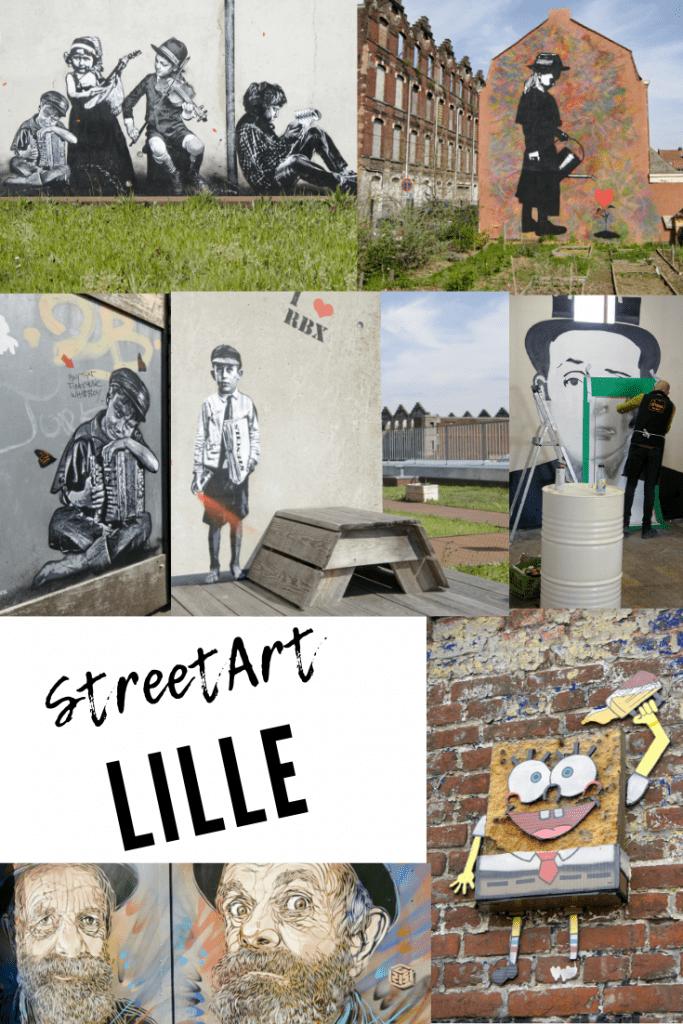 StreetArt Lille