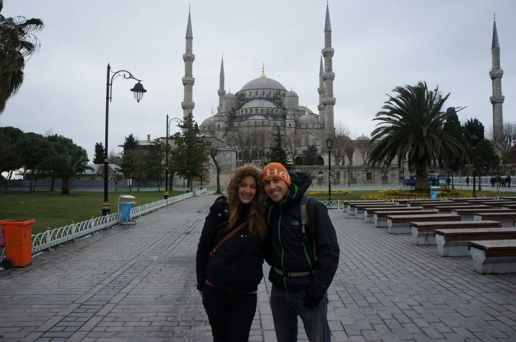 hiver à istanbul