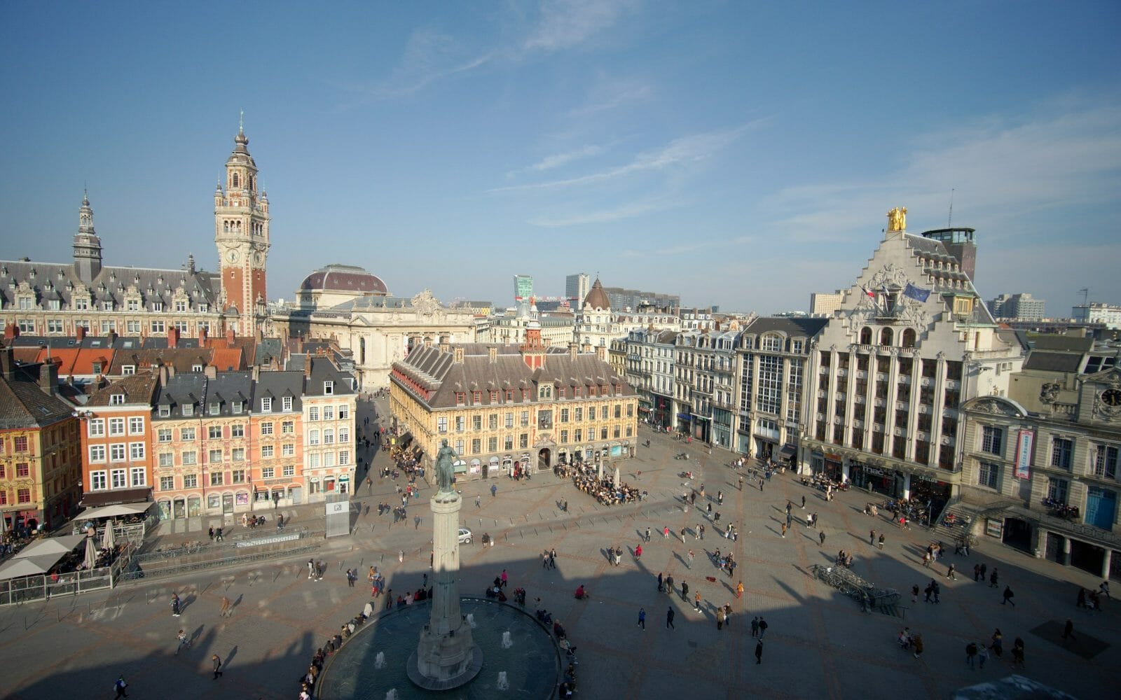 grand-place lille