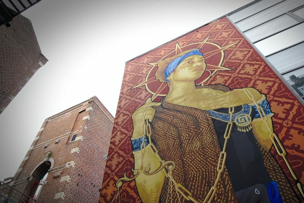 mural Lille