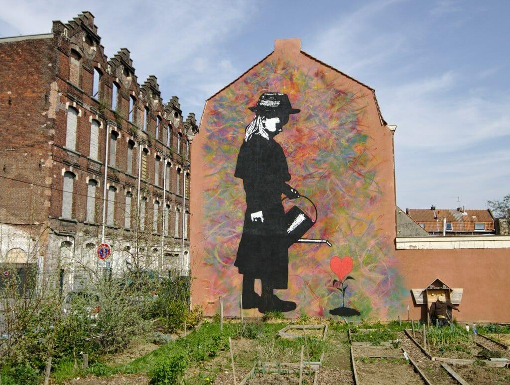 street art à roubaix