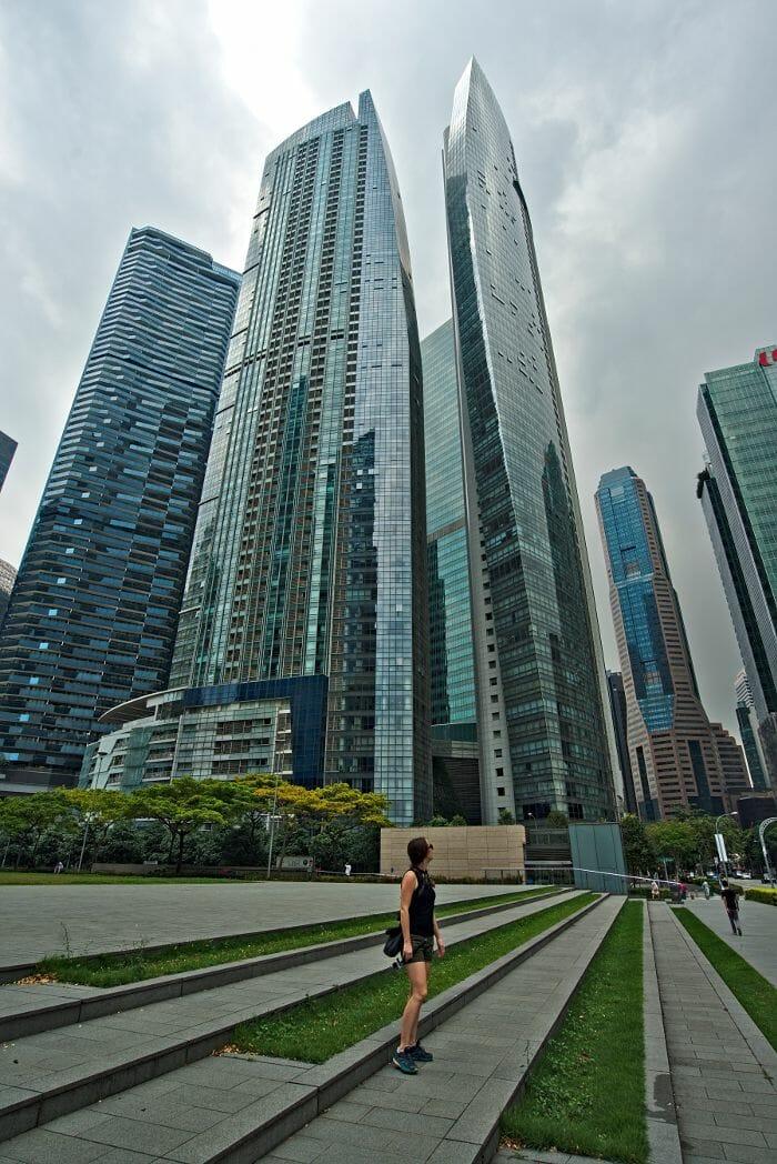 building singapour