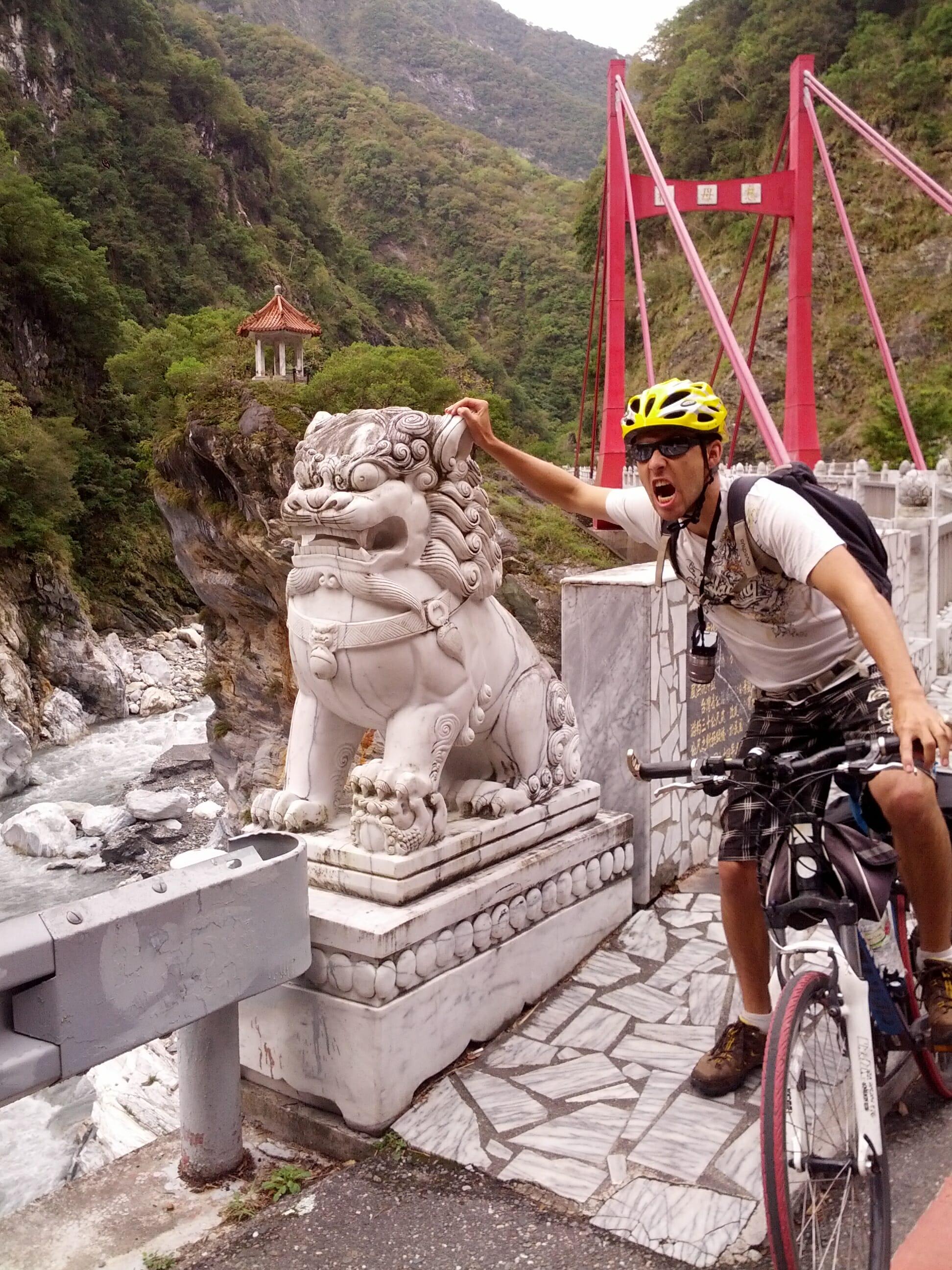 taiwan a vélo
