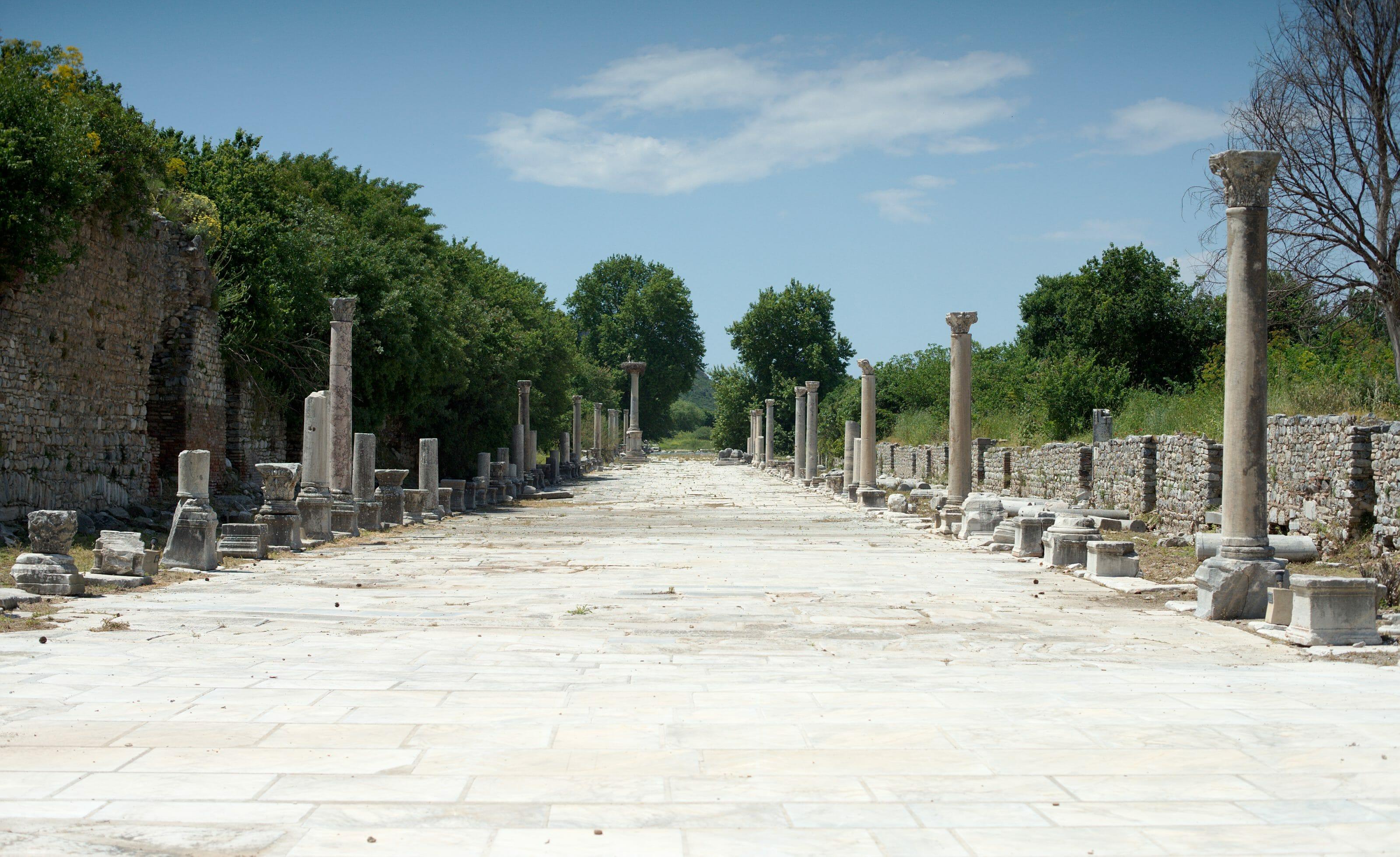 Ephese-allee