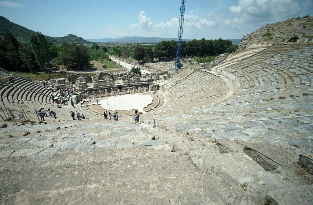 Ephese-amphitheatre