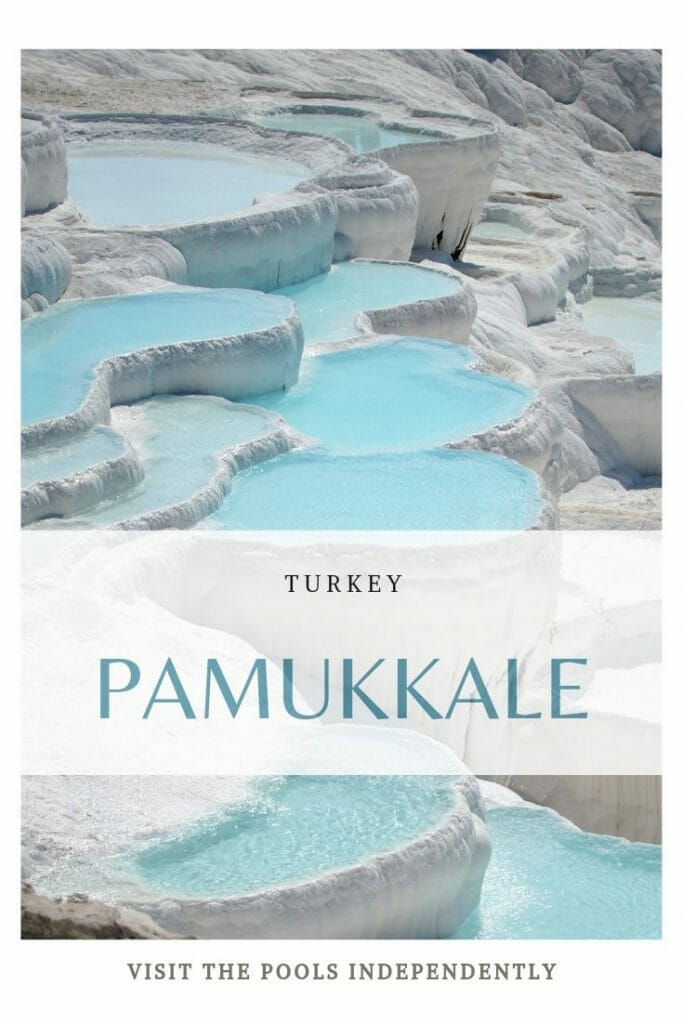 pamukale turkey