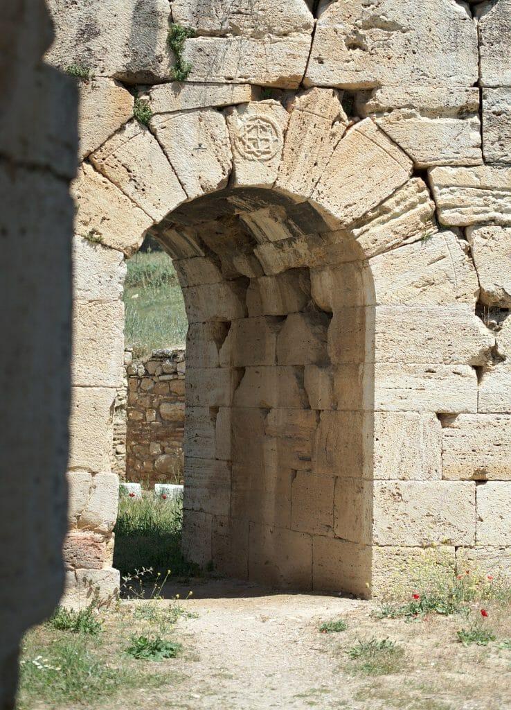 cité greco-romaine en turquie
