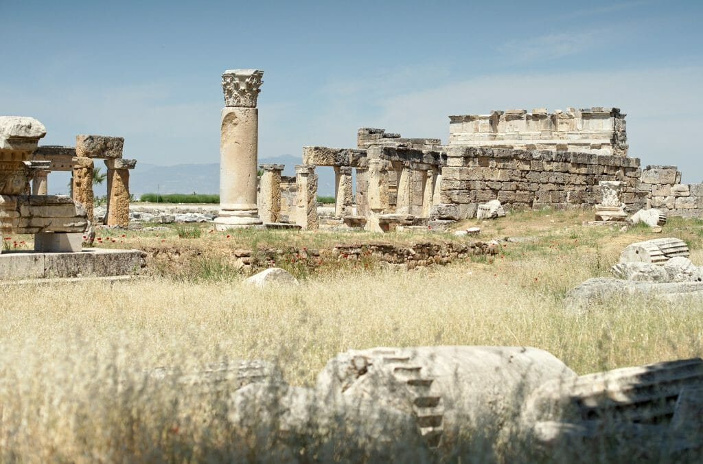 ruines de hierapolis