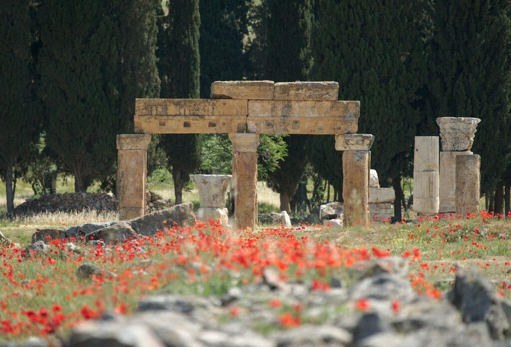 ruine de hierapolis