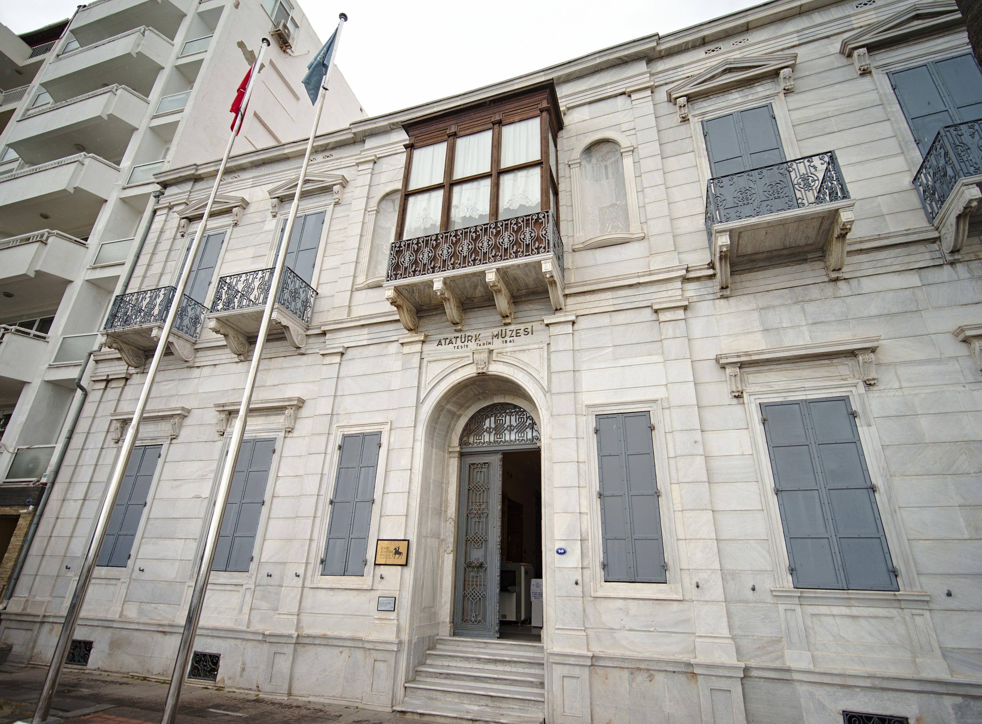 musée atatürk, izmir