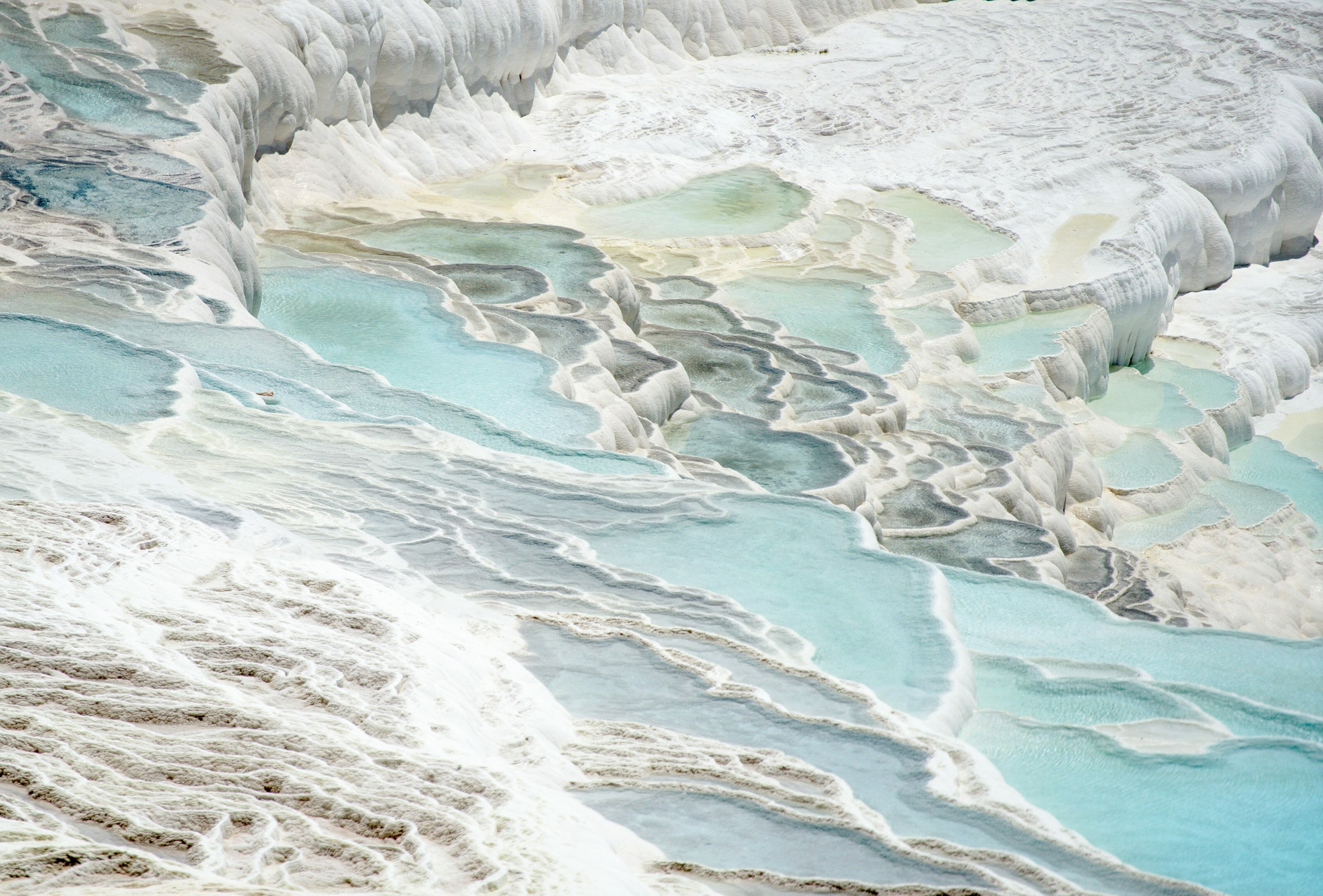 travertins pamukkale