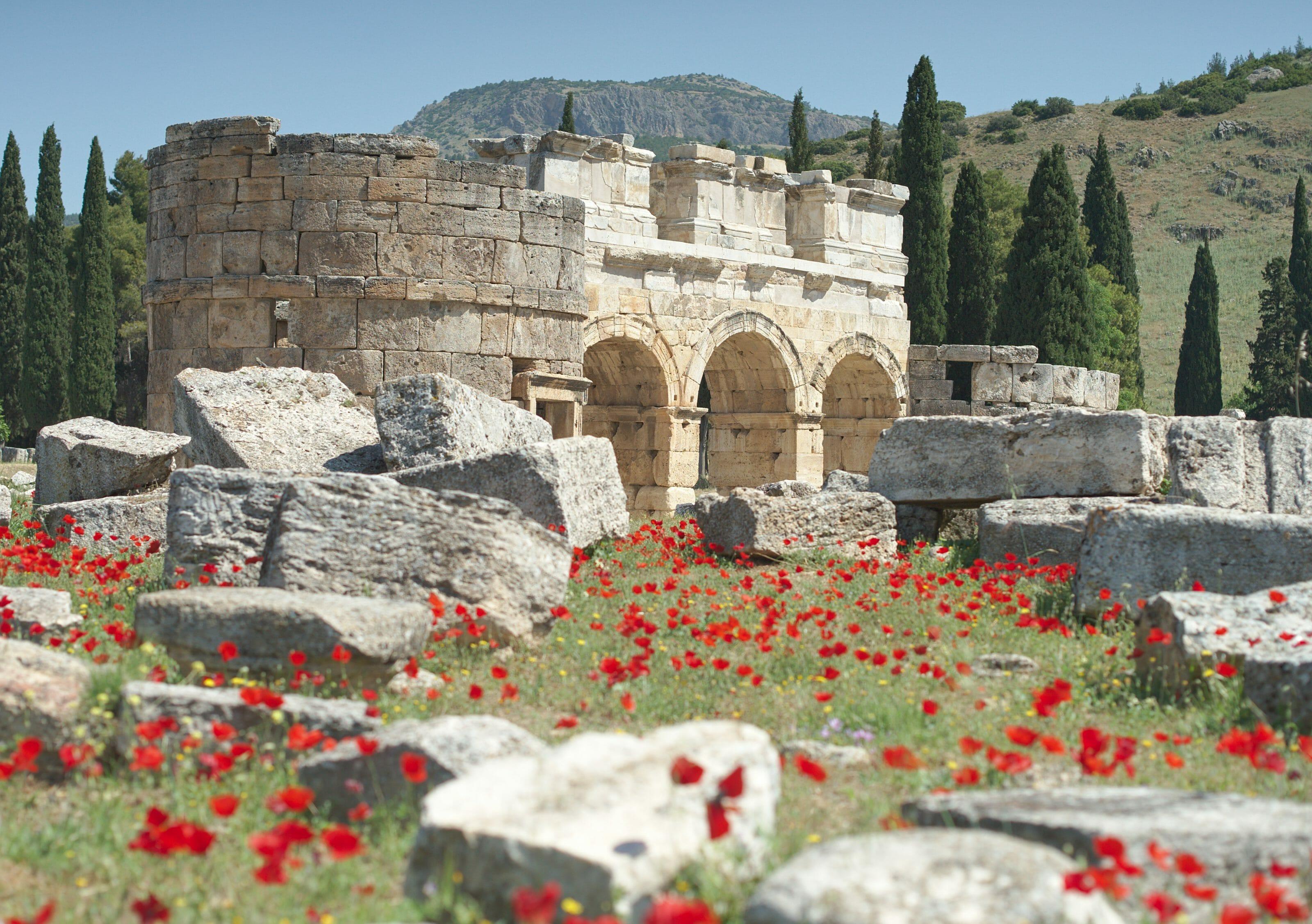 hierapolis arche