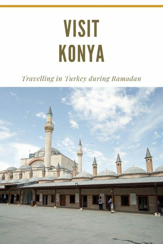 visit konya during ramadan