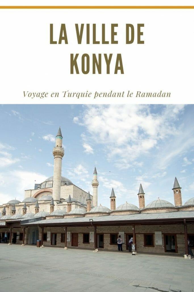 ville de konya, ramadan