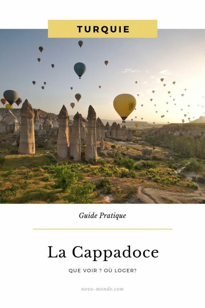 guide de la cappadoce
