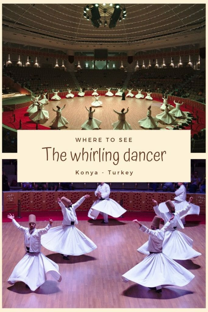 whirling derviche