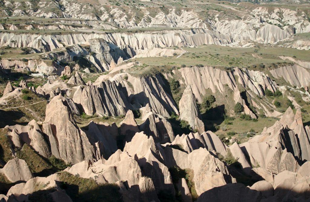 cappadoce rochers
