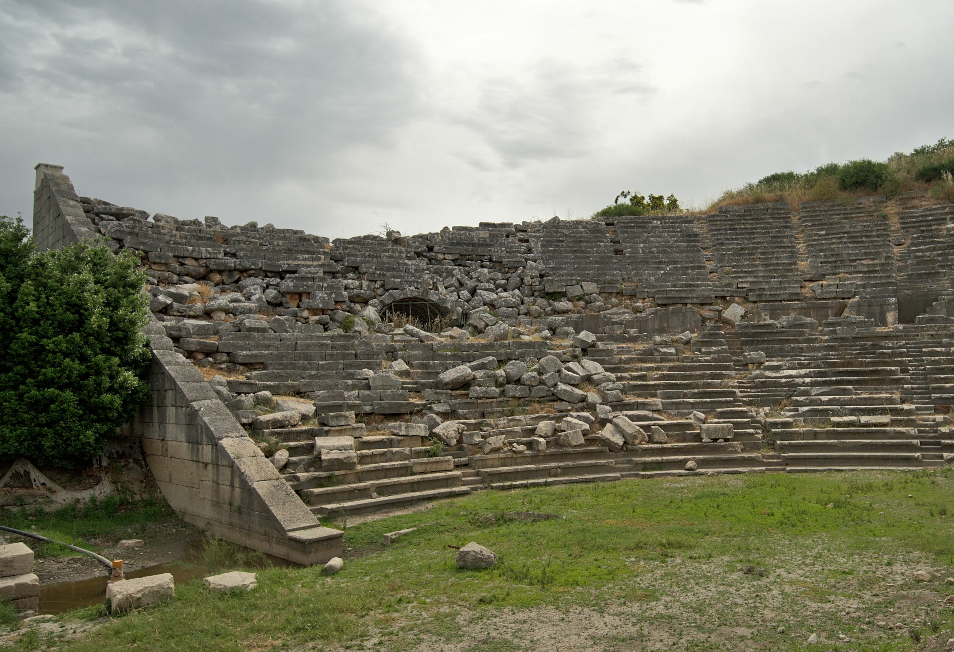 amphitéâtre de letoon