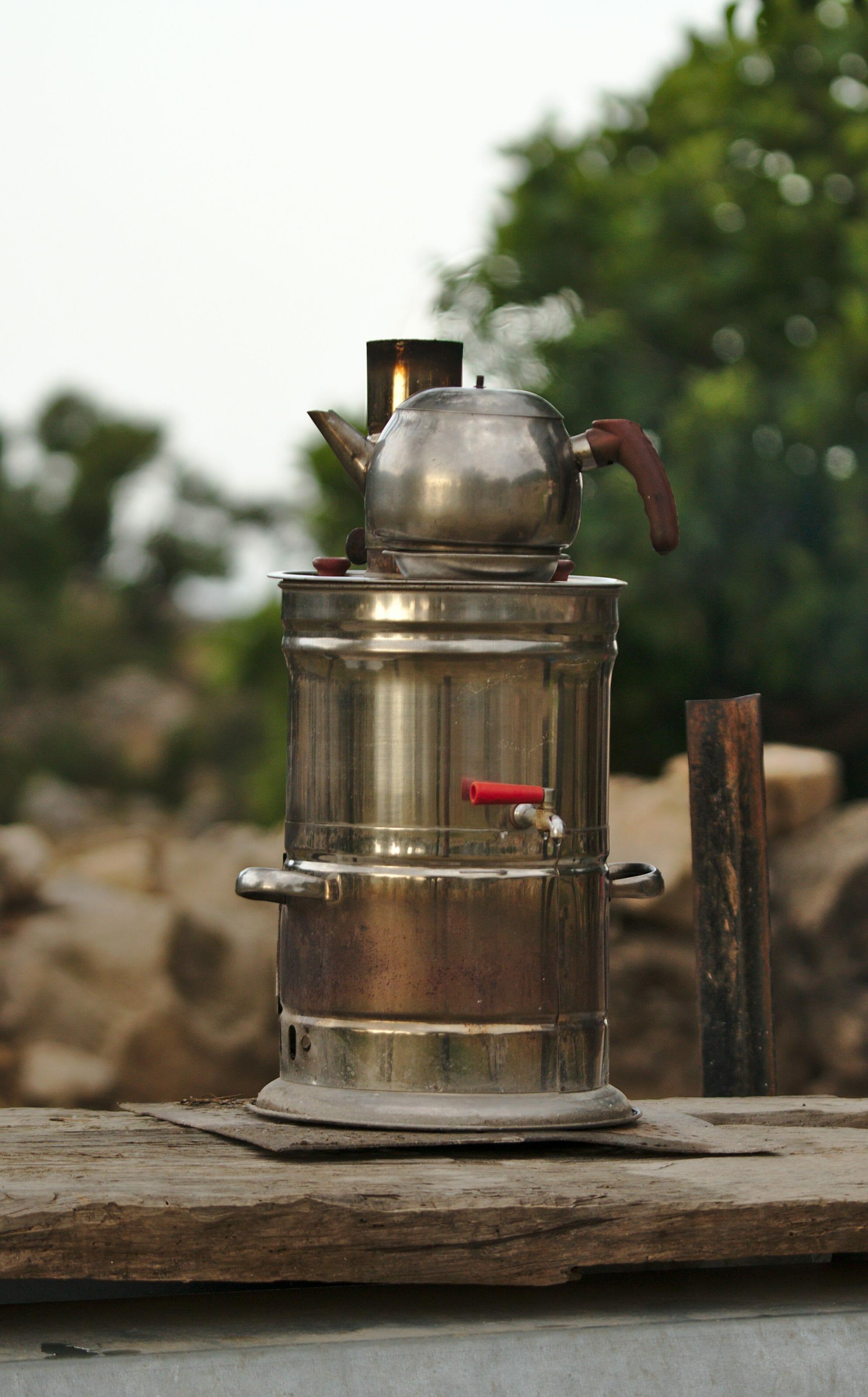 le café turque traditionnel