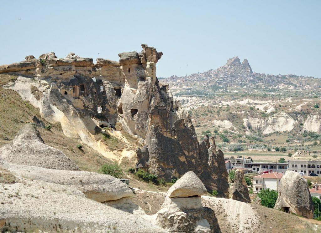 les ruines de cavusin